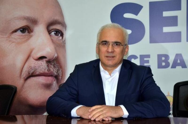 AK Parti Serik'te görev dağılımı