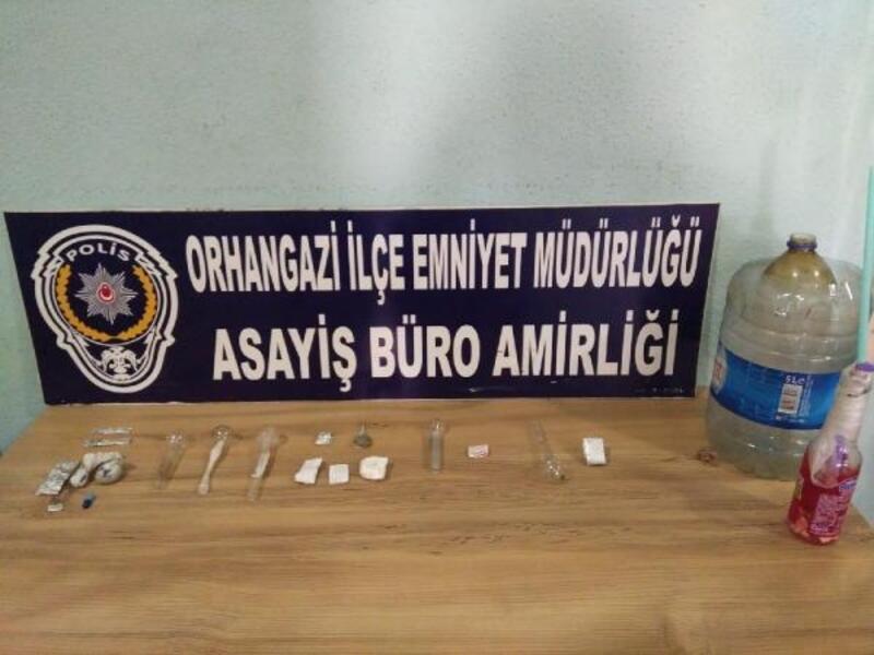 Orhangazi'de uyuşturuculara geçit yok