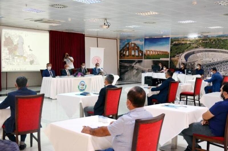 Serik'te OSB toplantısı yapıldı