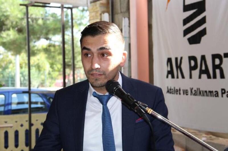 AK Parti Dinar Gençlik Kolları'nda seçim