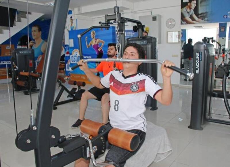 ASFİM'de fitness kursuna kayıtlar başladı