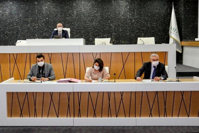 Meram'ın 2021 bütçesi 353 milyon TL olarak kabul edildi