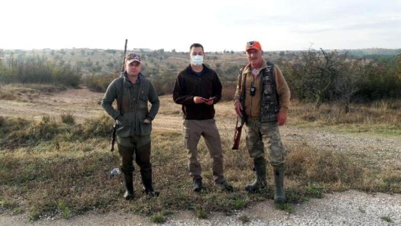 Kırklareli'de avcılara sıkı denetim