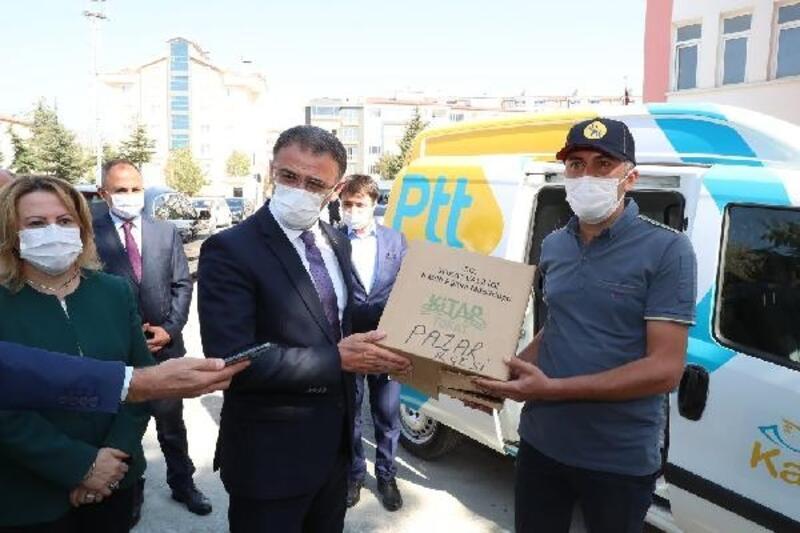 Tokat'ta öğrencilere ücretsiz kitap