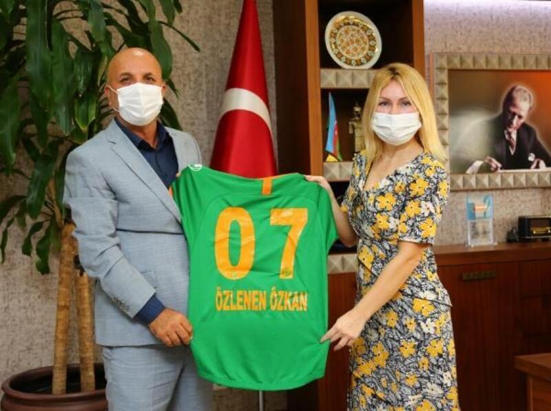 Rektör Özkan'a, Başkan Çavuşoğlu'ndan tebrik ziyareti