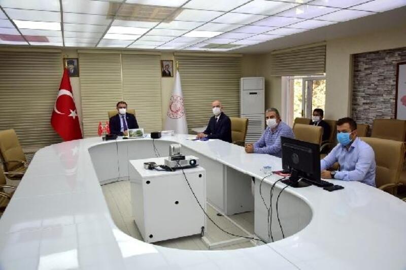Türkiye'ye örnek olan Etüt Tokat devam ediyor