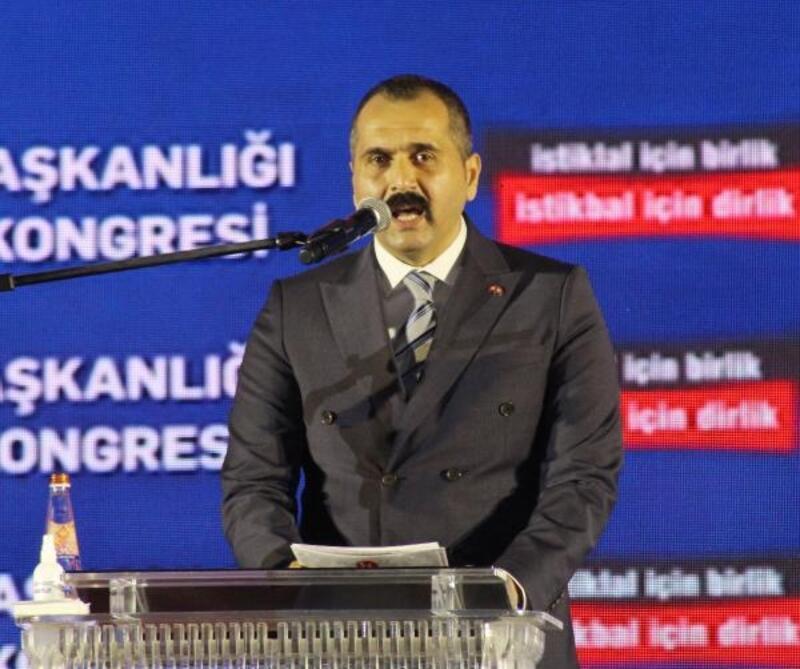 MHP İl Başkanı Durgun, güven tazeledi