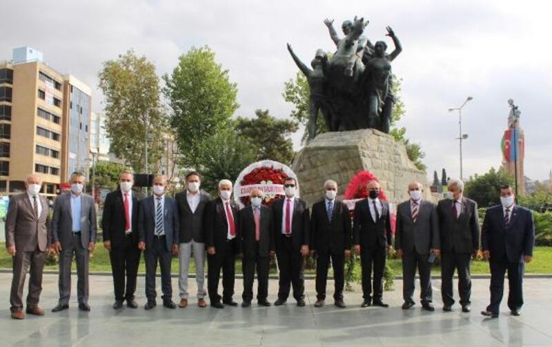 Antalya'da muhtarlar günü kutlandı