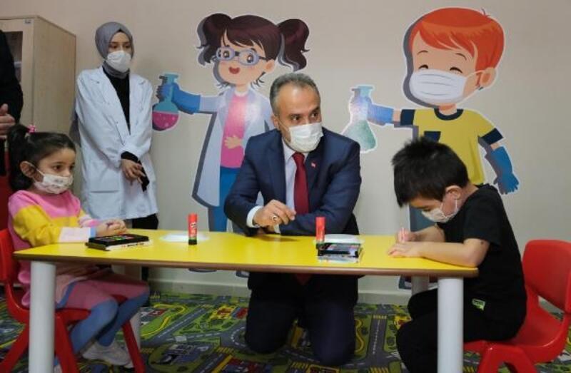 Gürsu Ana Kucağı Eğitim Merkezi açıldı