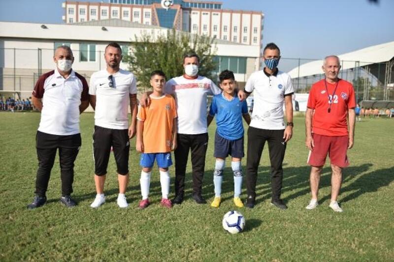 U-13 Fatih Mehmet Kocaispir Turnuvası'nın şampiyonu Adana Demirspor
