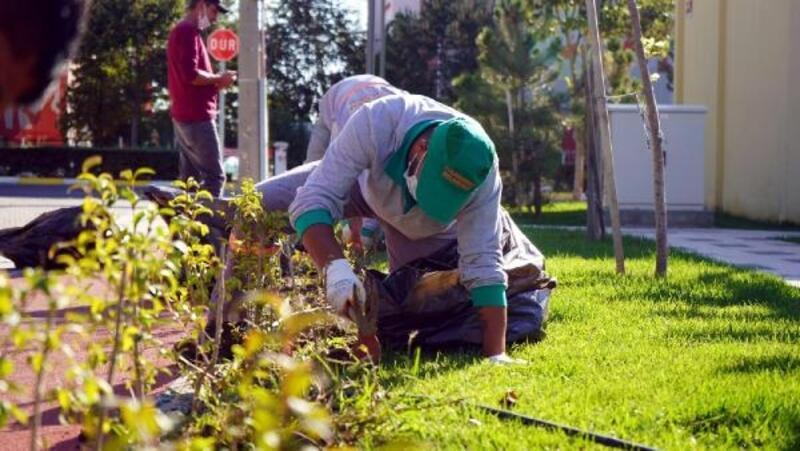 Lüleburgaz Kent Ormanı için temizlik harekatı başlıyor