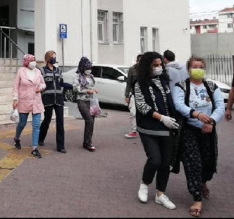 Kayseri'de aranan 20 kişi yakalandı