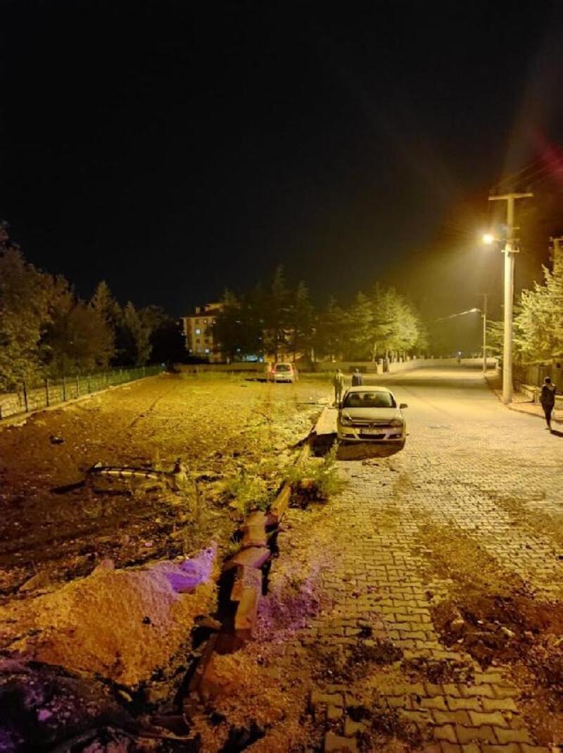 Burdur'da kaza: 1 ölü