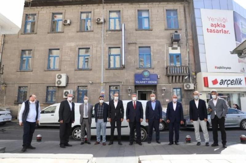 KTO'nun tarihi hizmet binası ticaret müzesi olacak
