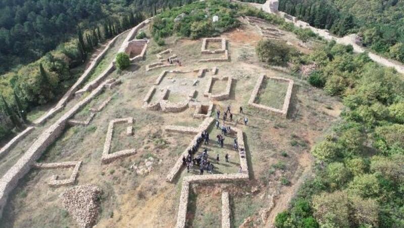 Aydos Kalesi'nin restorasyonu tamamlandı; çevre düzenlemesi başlıyor