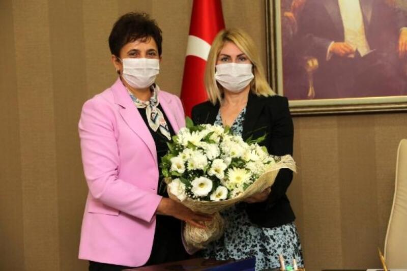 Rektör Özkan, Antalya Kent Konseyi ile buluştu