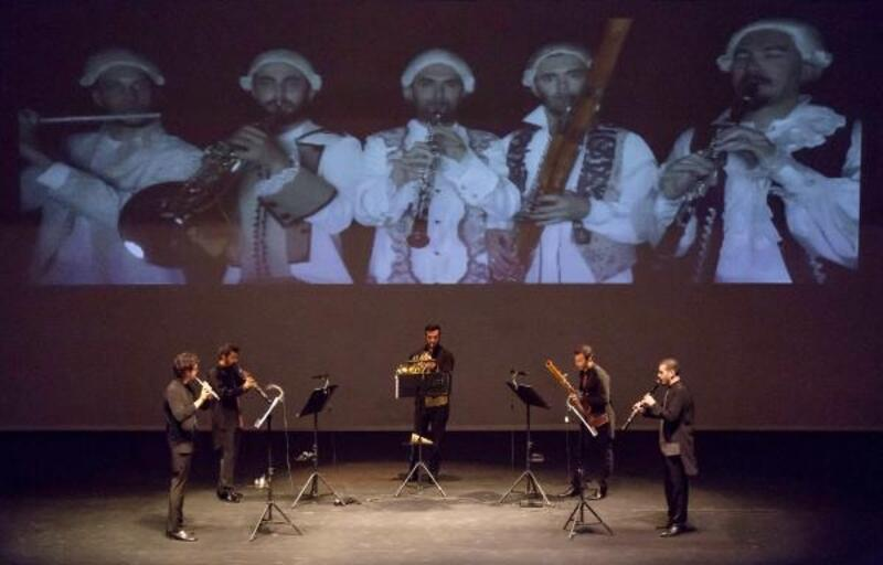 Anadolu Nefesli Beşlisi'nden konser