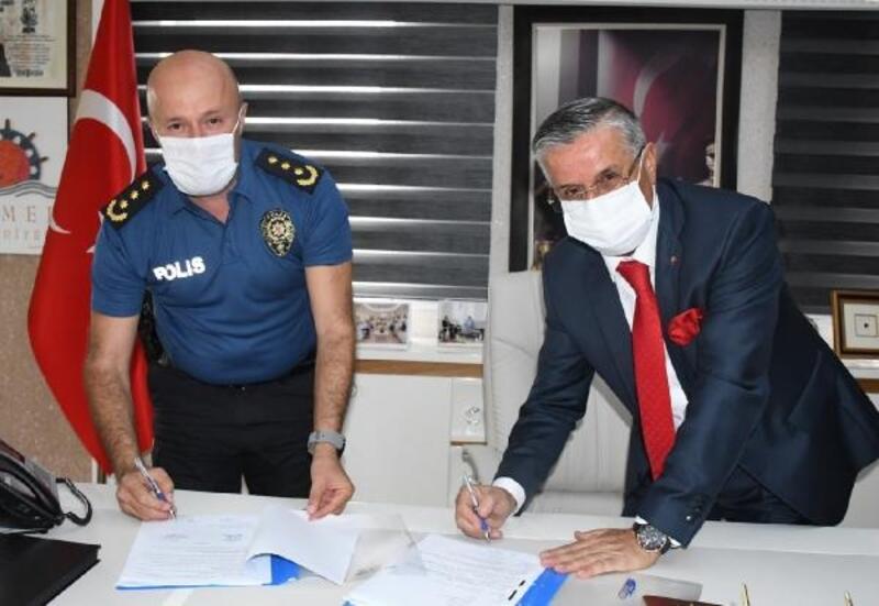Kemer Emniyet Müdürlüğü Göynük'e taşınıyor