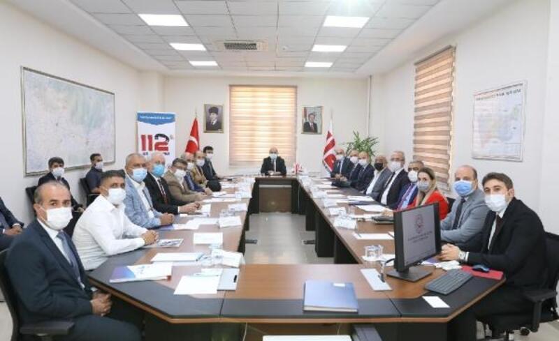 Mardin'de istihdam toplantısı