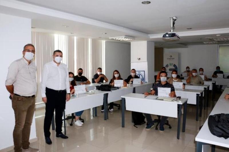 MMO Antalya'dan yalın üretim eğitimi