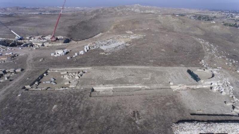 Laodikya Antik Kenti'ne 2 milyon 200 bin liralık destek