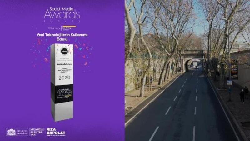 'Akıldan Çıkmaz Yol' projesine ödül