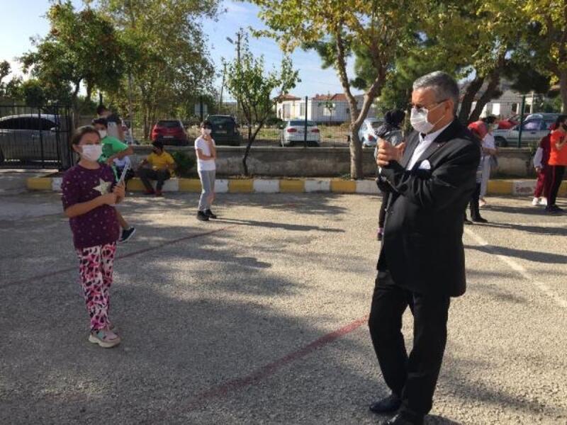 Başkan Topaloğlu, öğrencilerle bir araya geldi