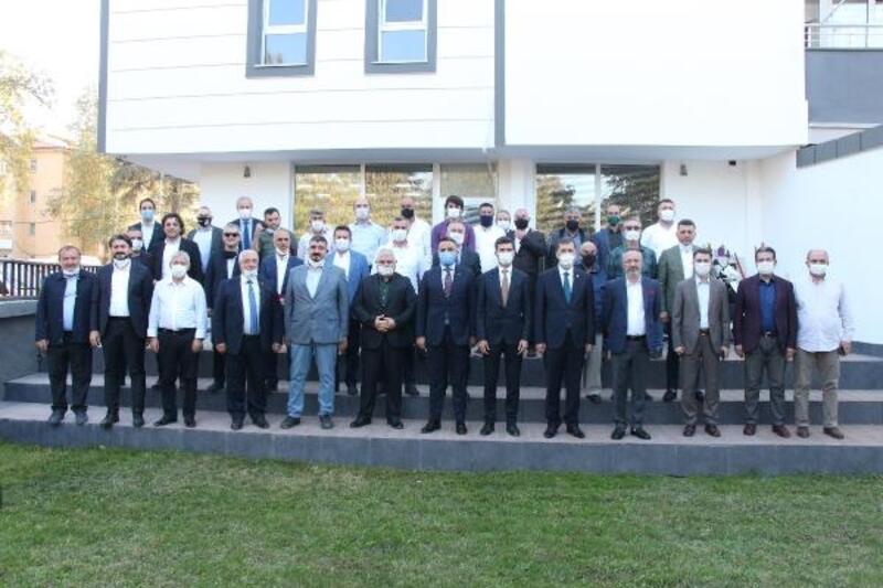 Erbaa OSB'ye kurulacak 10 yeni fabrika için imzalar atıldı