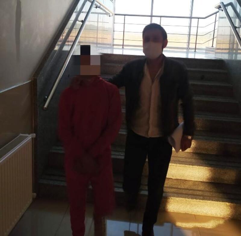 Hırsızlık şüphelisi genç tutuklandı