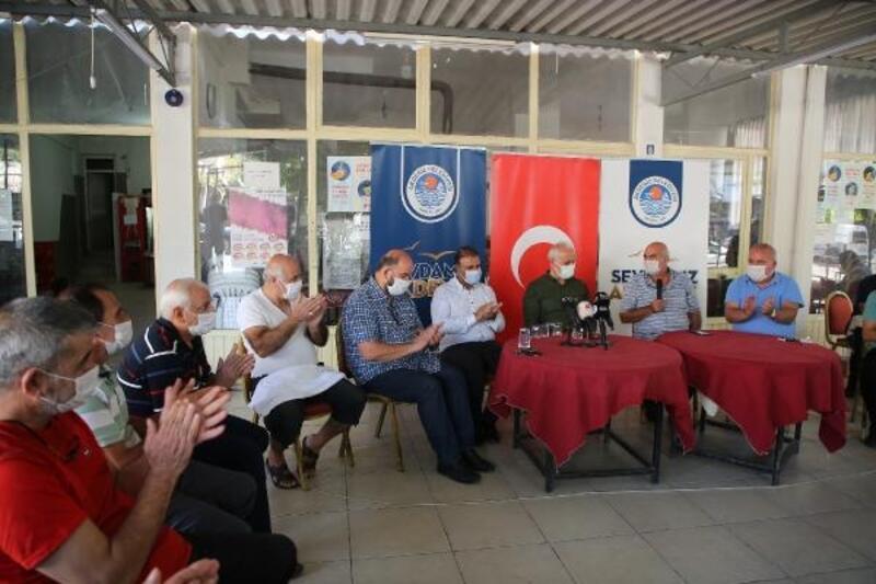 Başkan Gültak'tan Turgutreis Mahallesi'ne ziyaret