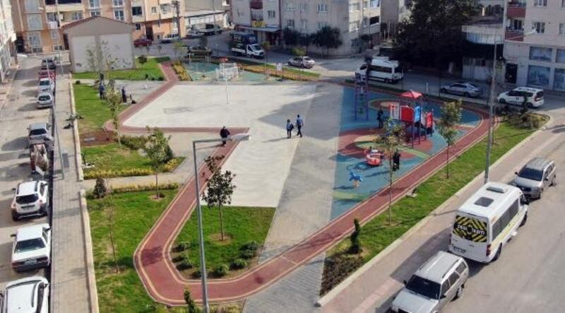 Osmangazi'deki parka, Şehit Azeri Komutan Heşimov'un ismi verildi