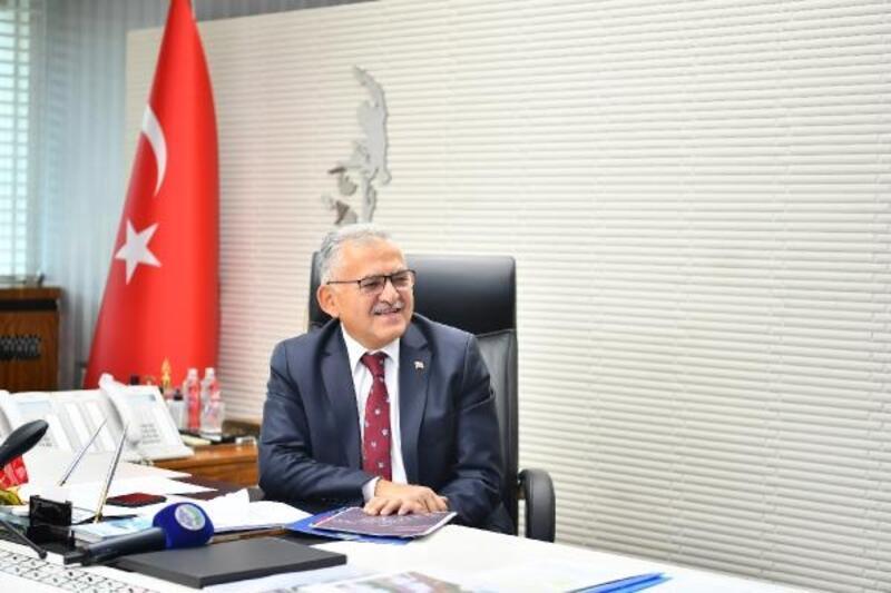 Başkan Büyükkılıç, ORAN toplantısına katıldı