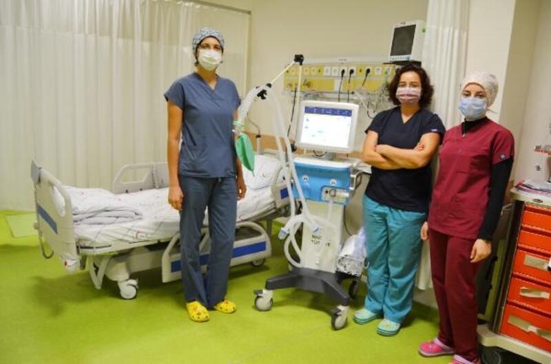 Kaş Devlet Hastanesi imece usulü donatılıyor