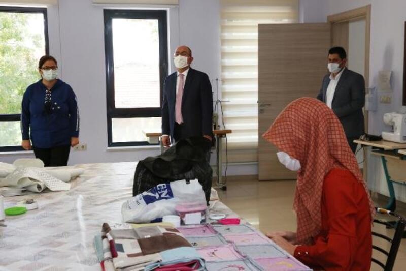 Meram Belediye Başkanı: Kadınlarımız azim ve gayretleriyle bize çok şey öğretiyor