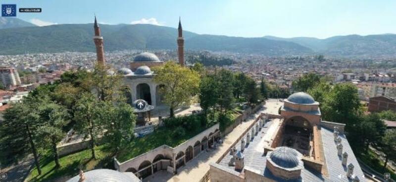 Bursa'daki sanat eserleri sanal ortama taşındı