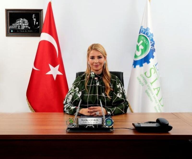 DOSABSİAD Başkanı Çevikel'den 29 Ekim mesajı