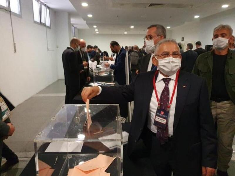 Başkan Büyükkılıç, TBB encümen üyeliğine yeniden seçildi