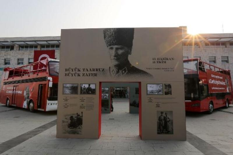 Nilüfer'de Cumhuriyet Bayramı etkinlikleri başladı