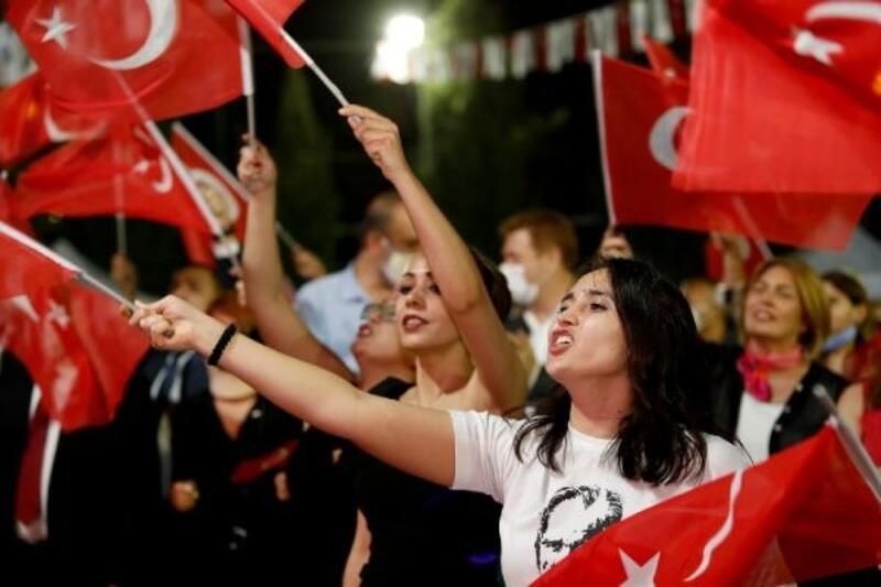 """Seyhan Belediyesi'nden """"Cumhuriyet Resepsiyonu"""""""