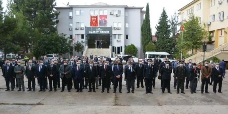 Dinar'da 29 Ekim töreni