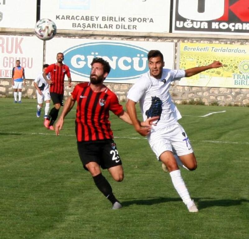 Karacabey Belediyespor, Sakaryaspor'u ağırlıyor
