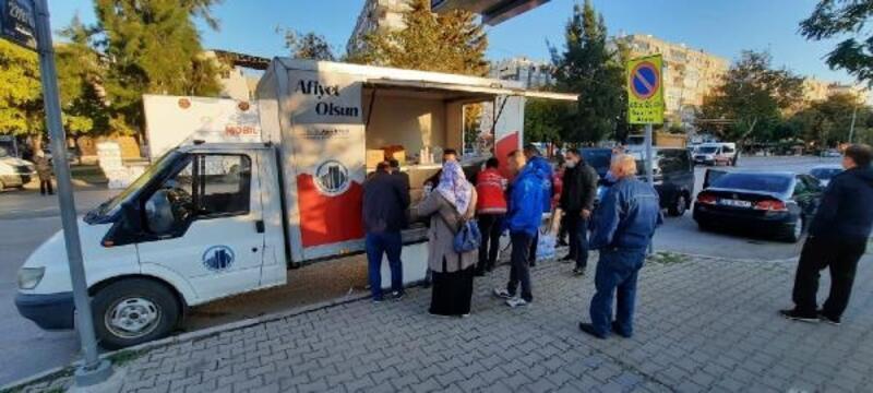 Altındağ Belediyesi'nden İzmir'e yardım eli