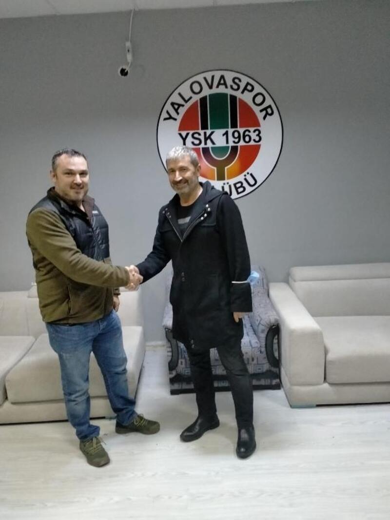 Yalovaspor'da Murat Akan dönemi