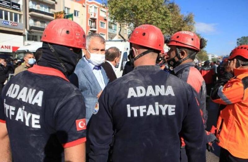 Başkan Karalar, Adanalılar adına İzmir'de