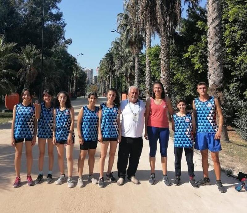 Bölgesel Kros Ligi'nde Yüreğir'den 5 sporcu, Adana'yı temsil edecek