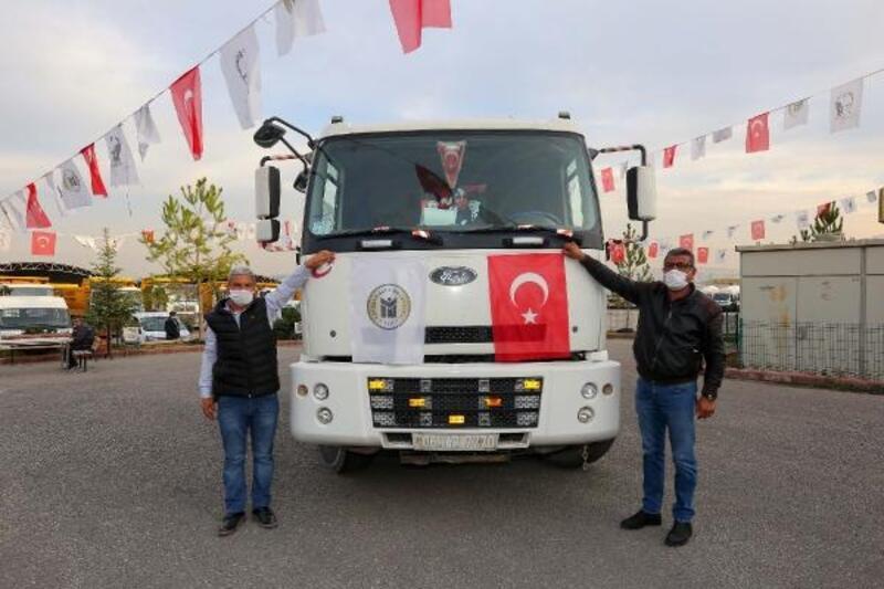 Yenimahalle Belediyesi'nden İzmir'e yardım eli