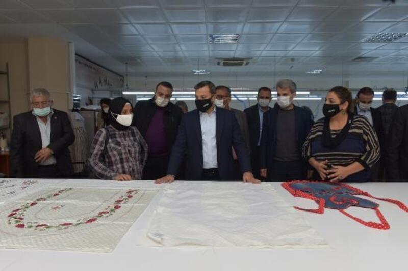 Yüreğir Sosyal Girişimcilik Merkezi, meclis üyelerine tanıtıldı