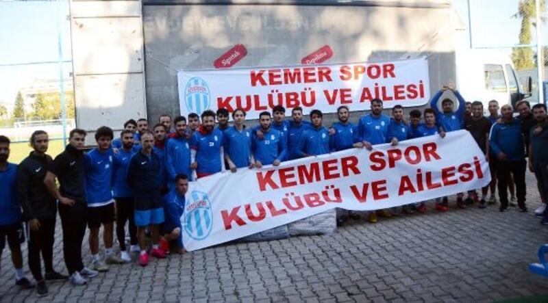 Kemerspor'dan, İzmir'e yardım eli