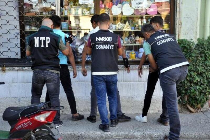 Osmaniye'de, ekim ayında, aranan bin 384 kişi yakalandı 72'si tutuklandı