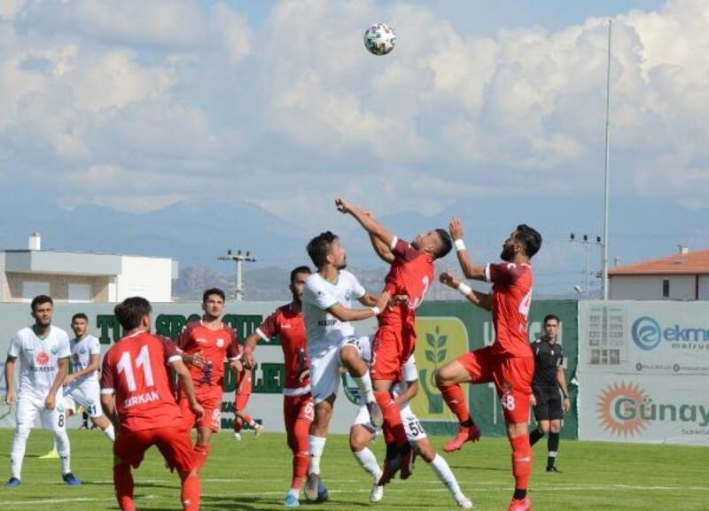 Serik'in kupadaki rakibi Gaziantep FK